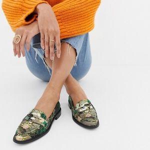 Brand New ASOS Design Mantra loafer flat shoes